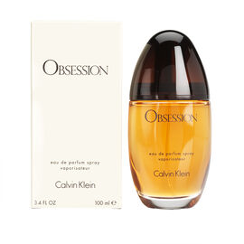 Calvin Klein Obsession Eau de Parfum Spray - 100ml