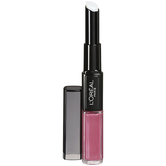 L'Oreal Infallible Two-Step Lipstick - Toujours Teaberry