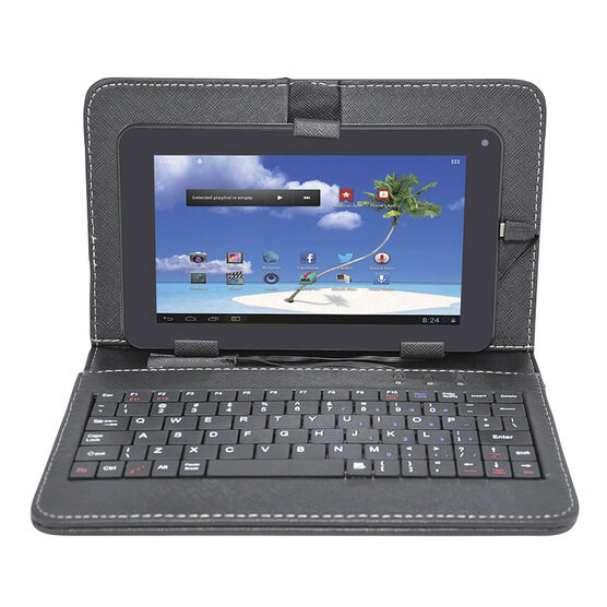 Proscan 7 Inch Google Certified Android Tablet - Quad Core - PLT7774G