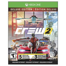 Xbox One The Crew 2: Deluxe Edition
