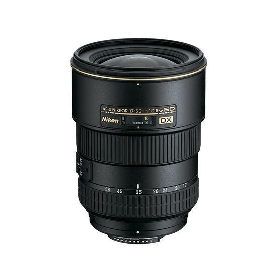 Nikon AF-S DX Zoom-Nikkor 17-55mm f/2.8 G IF-ED Lens