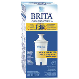 Brita Pitcher Filter Replacement - Single