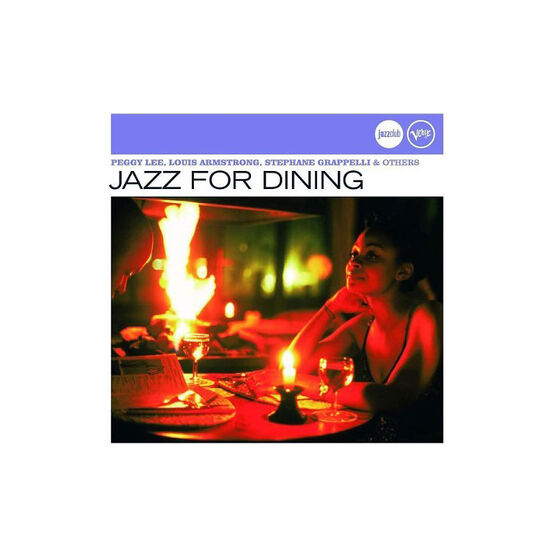 Various Artists - Jazz for dining - CD