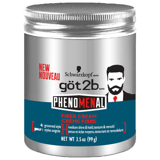 got2b Phenomenal Fiber Cream - 99g