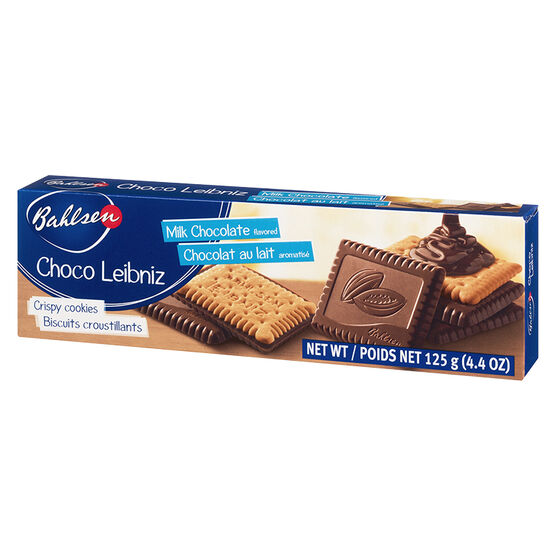 Bahlsen Choco Leibniz - Milk Chocolate - 125g