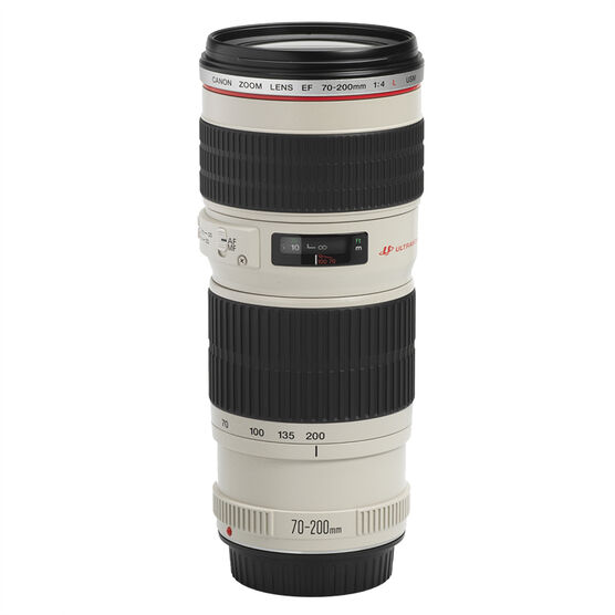 Canon EF 70-200mm F/4L USM TelePhoto Lens