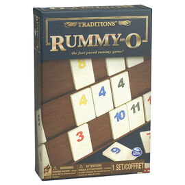 Rummy-O Game Deluxe