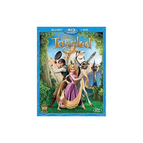 Tangled - Blu-ray + DVD