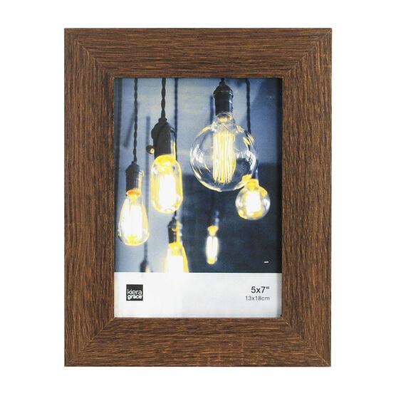 KG Loft Driftwood Frame - Espresso - 5X7