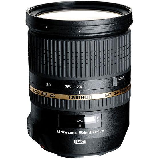 Tamron 24-70mm VC Lens for Canon - 104A007E