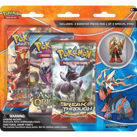 Pokémon Mega Blaziken Swampert