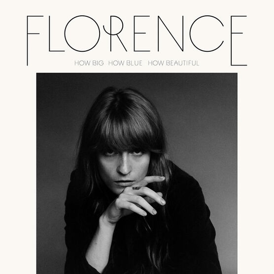 Florence and the Machine - How Big, How Blue, How Beautiful - CD