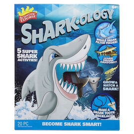 Scientific Shark-Ology