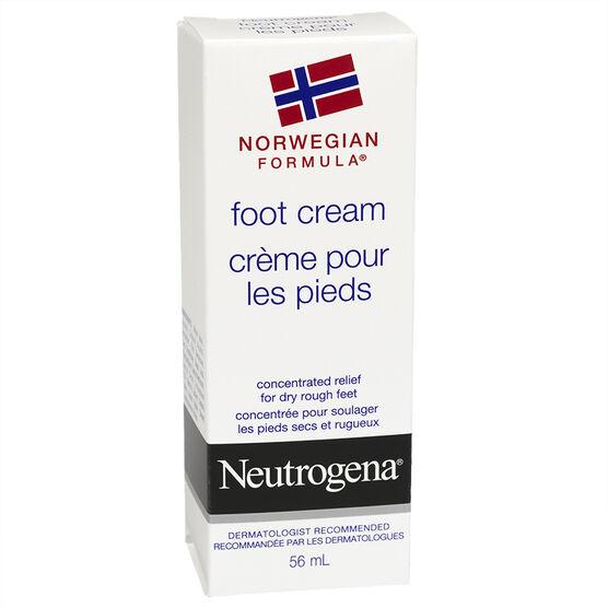 Neutrogena Norwegian Formula Foot Cream - 56ml