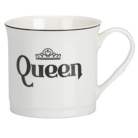 London Drugs Porcelain Mug - Royalty - 290ml - Assortment