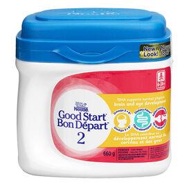 Nestle Good Start 2 Omega 3 & 6 with GOS Infant Formula - 660g