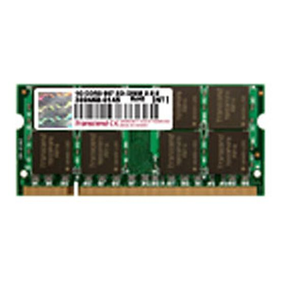 Transcend 1G DDR2-PC667 SO-DIMM 1Rx8 - JM667QSU-1G