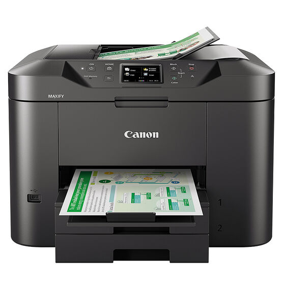 Canon Maxify MB2720 Wireless Home Office All-in-One Printer