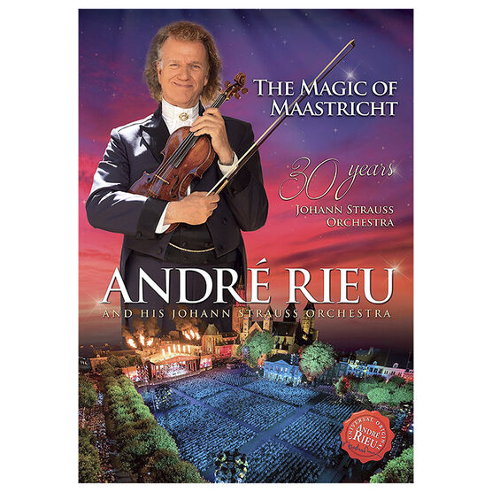 Andre Rieu: The Magic Of Maastricht - DVD