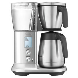Breville Precision Coffeemaker - Brushed Silver - BDC450BSS