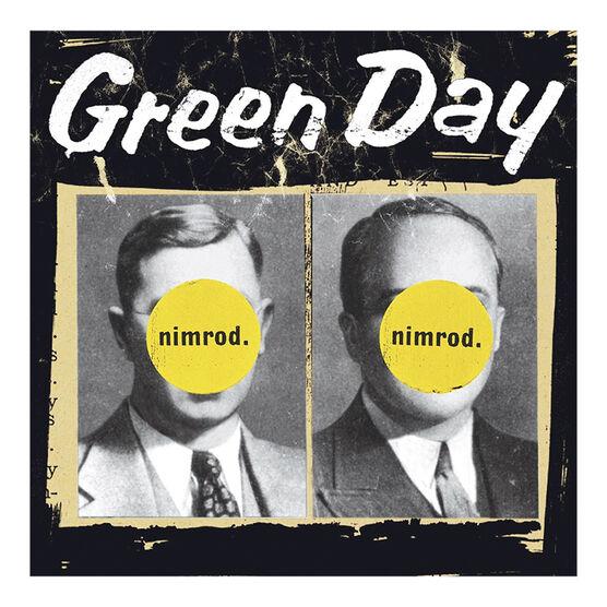 Green Day - Nimrod - Vinyl