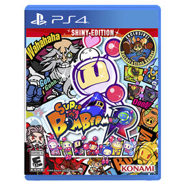 PS4 Super Bomberman R: Shiny Edition