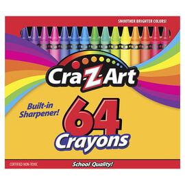 Cra-Z-Art Crayons - 64's