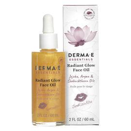 Derma E Essentials Radiant Glow Face Oil by SunKissAlba - 60ml