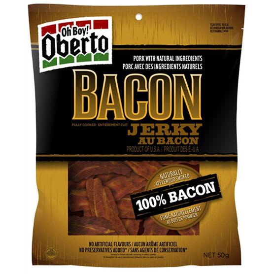 Oberto Bacon Jerky - 50g