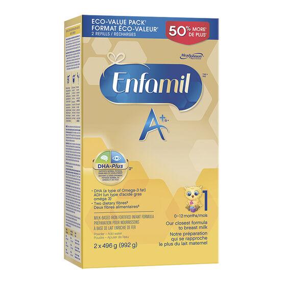 Enfamil A+ Powder Refill - 992g