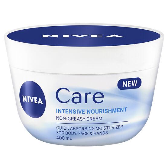Nivea Care Intensive Nourishment Moisturizer - 400ml