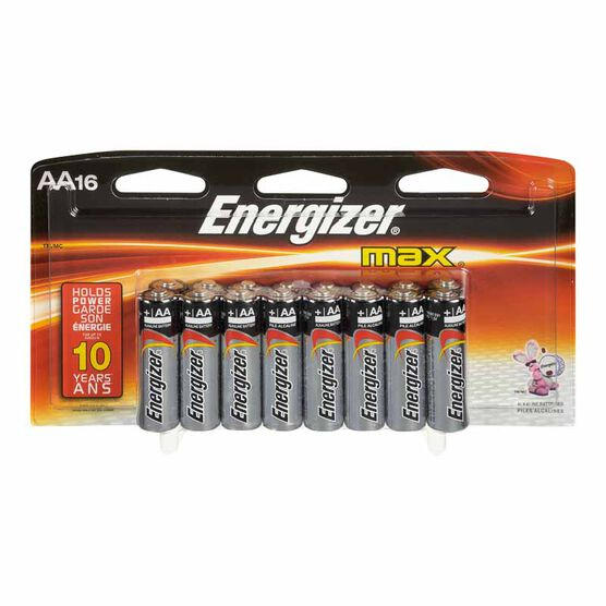 Energizer AA Batteries - 16 pack