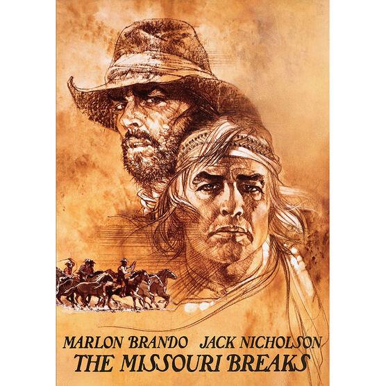 The Missouri Breaks - DVD