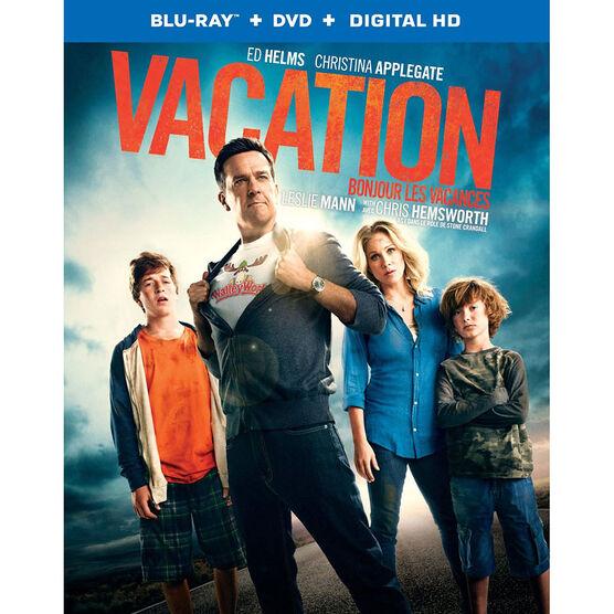 Vacation (2015) - Blu-ray Combo