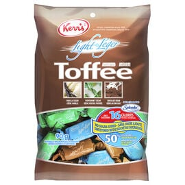 Kerr's Light Candy Toffee - 90G