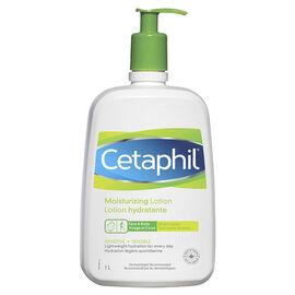 Cetaphil Moisturizing Lotion - 1 litre