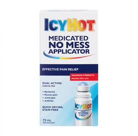 Icy Hot Medicated Roll On - Maximum Strength - 73ml