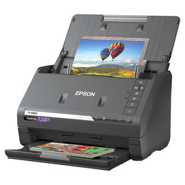 Epson FastFoto FF-680W High-speed Photo and Document Scanning System - B11B237201