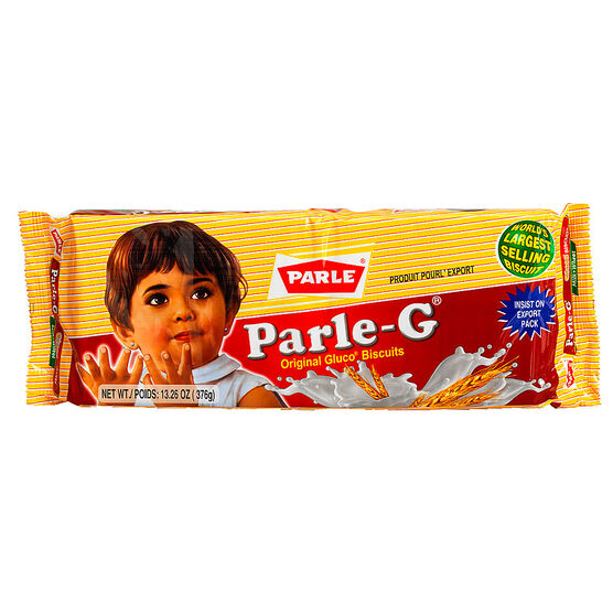 Parle-G Gluco Biscuits - 376g