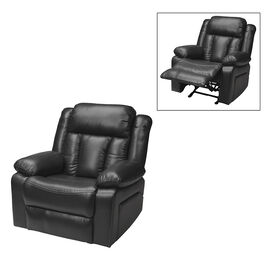 London Drugs Glider Recliner -  Black
