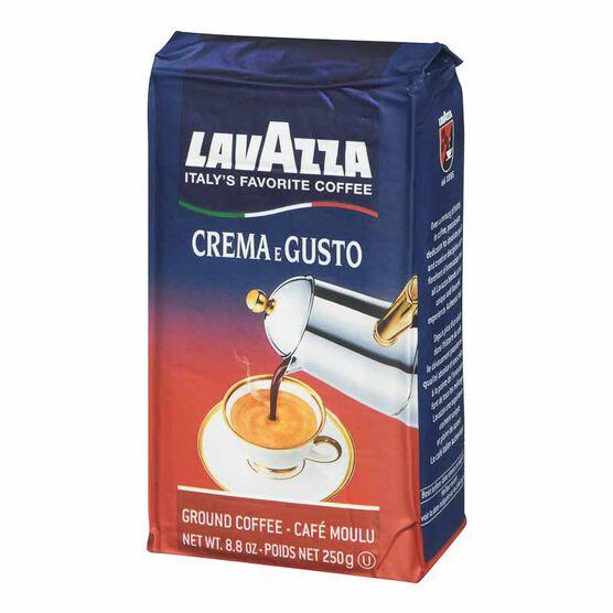Lavazza Crema e Gusto Ground Coffee - 250g