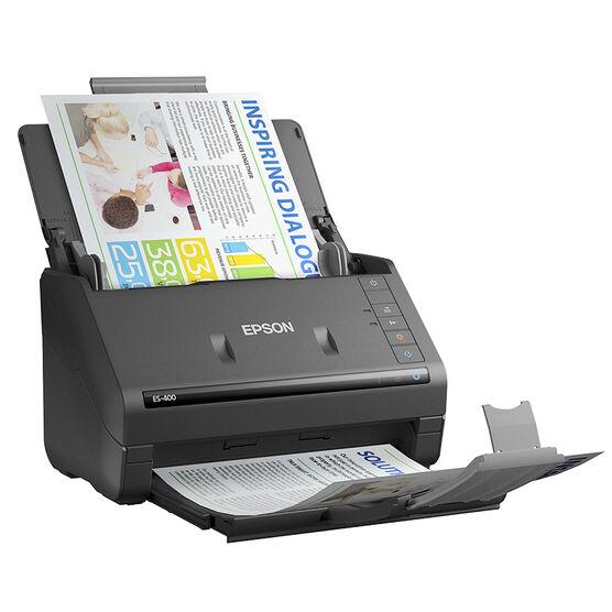 Epson WorkForce ES-400 Duplex Document Scanner - B11B226201