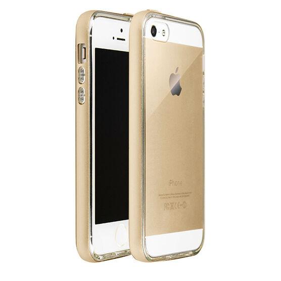Logiix Alumix Case for iPhone SE - Gold - LGX12258