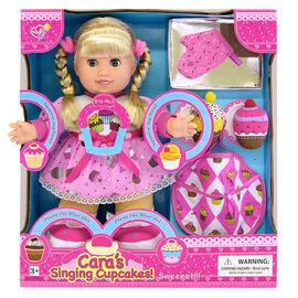 Cara's Singing Cupcakes Doll