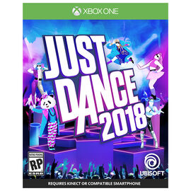 PRE ORDER: Xbox One Just Dance 2018