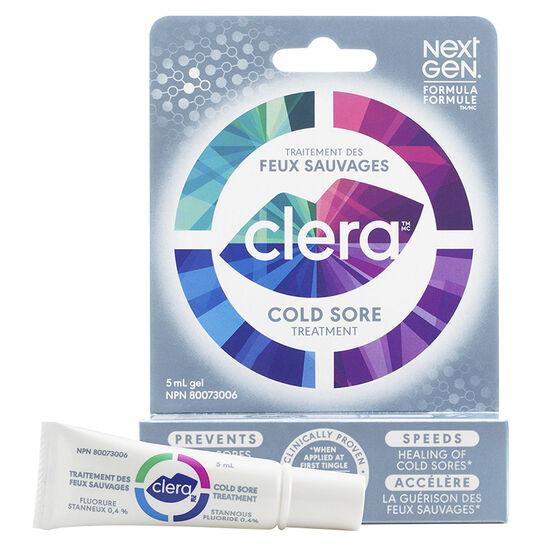 Clera Cold Sore Treatment - 5ml