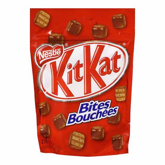 Nestle Kit Kat Bites - 210g