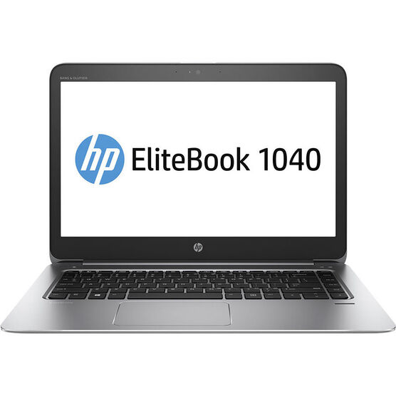 HP EliteBook 1040 G3  Business Laptop - 14 inch - V1P90UT#ABL