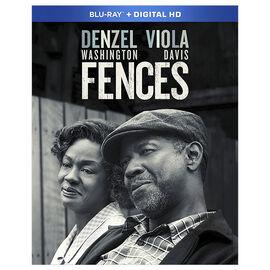 Fences - Blu-ray