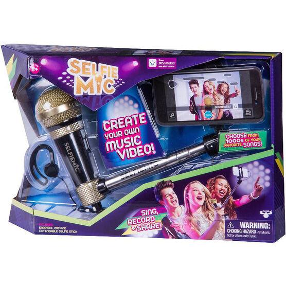Selfie Microphone